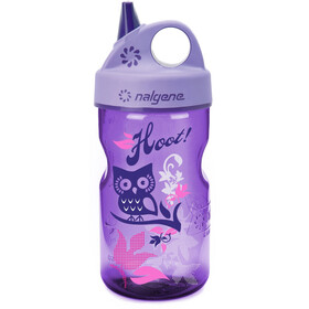 Nalgene Everyday Grip-n-Gulp Trinkflasche Kinder eule